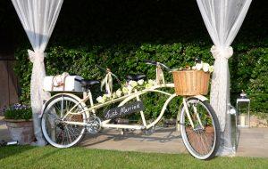 Wedding Tandem