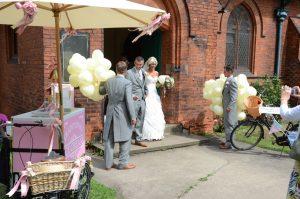 Ice Dream Wedding Surprise!
