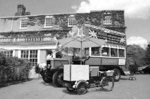 Vintage Themed Wedding - Rowton Hall, Cheshire