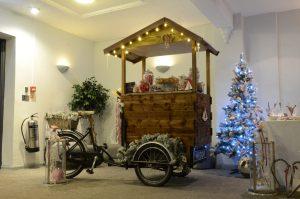 The Alpine Snow Sweet Trike - Stirk House, Ribble Valley