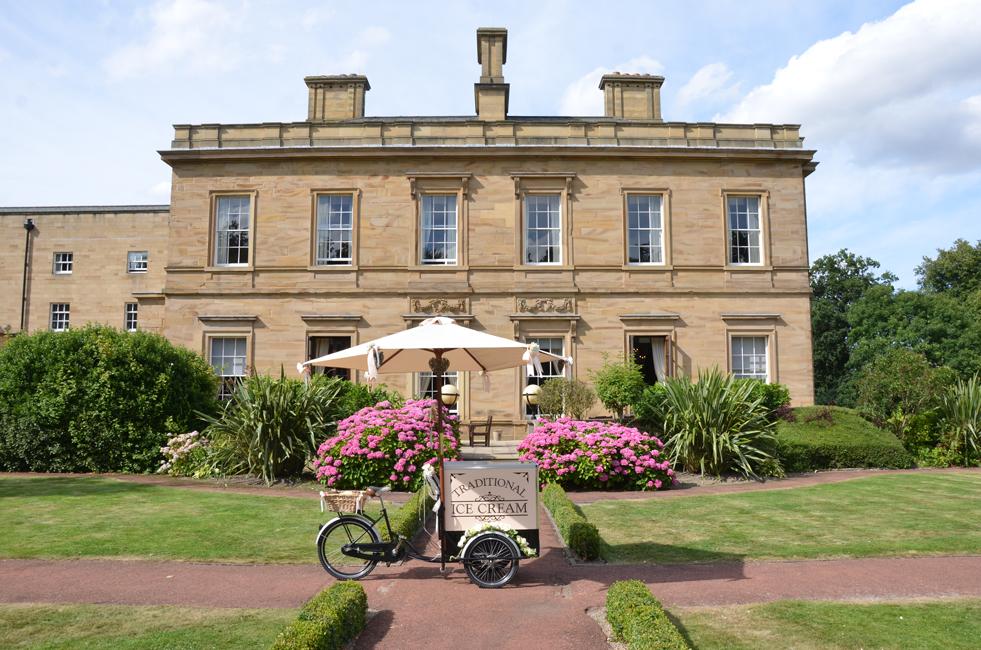 Ice Cream Cart - Leeds