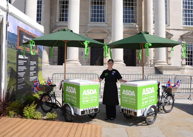 Asda Branded Trikes
