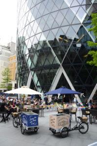 Corporate Ice Cream - London Gherkin