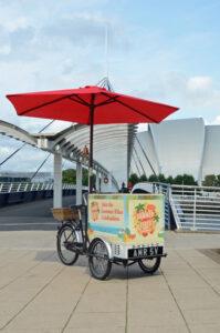 Ice Cream Trike - Scottish Exhibition Centre